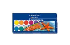 STAEDTLER NORIS WATER COLOURS